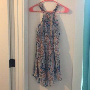 Patterned Mini Dress from Francesca's
